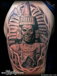 Tatuajes Aztecas y diseños exclusivos | Belagoria | la web de los tatuajes Quetzalcoatl Tattoo, Blogger Templates, Skull, Portrait, Tattoos, Image, Google, Aztec Tattoo Designs, Azteca Tattoo