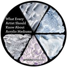 What Every Artist Should Know When Learning How to Paint with Acrylics                                                                                                                                                                                 More