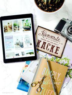 Blog Bild Optimierung für Pinterest und Google Bildersuche durch Alternativ Text und Bild Title Attribut   waseigenes.com