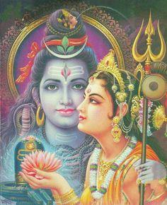 Lord Shiva and Parvati (via Telugu Vara mandi)