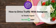 Instagram is an excellent marketing and branding tool. In this article you'll learn how to drive traffic to your brand with Instagram.