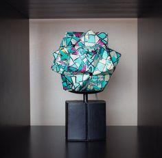 AriZona Iced Tea w / citroen kan Origami LED licht. door goraygami