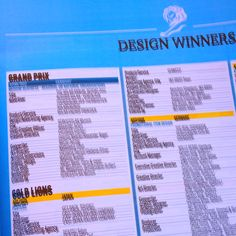Oooppppsss! Double vision this morning in the cannes daily #canneslions @digitas @digitas_fr