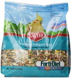 Best Cockatiel Bird Food - Top 7 Healthy Cockatiel Foods