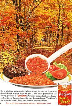 Retro Food Ads | The Retro/Vintage Scan Emporium: Vintage food ads