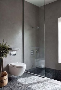 Groutless shower ideas - Katrina Chambers | Lifestyle Blogger | Interior Design…