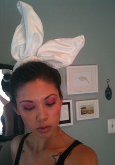 DIY LV Rabbit Ears