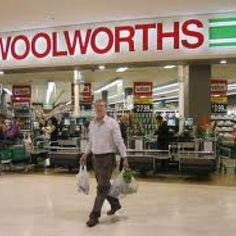 Woolworth's...and they had a lunch counter