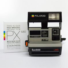 Polaroid Sun 600 camera pack, 119€, now featured on Fab.