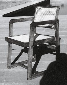 Pierre Jeanneret, Le Corbusier, Chandigarh, Armchairs, Icon Design, Interiors, City, Furniture, Beautiful