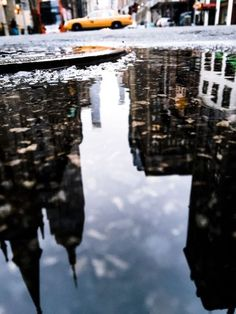 NY Reflections by mamudsny