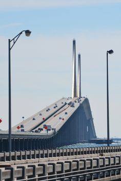 Chris & I have been over this Bridge many, many times and the old skyway. Been fishing on the skyway pier a few times also. Great place