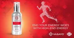 Energy: End Your Energy Woes with High-End Energy