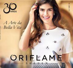Catálogo 14 de 2015 da Oriflame