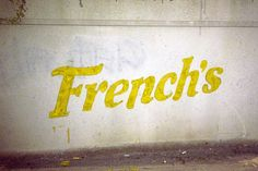 pro bono promo, street art, brampton, logos, graffiti using products, logos made from products