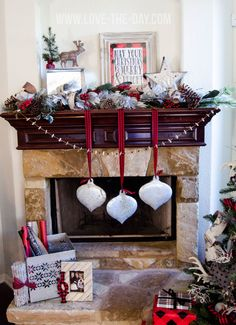 DIY Holiday Decor by MichaelsMakers Love The Day