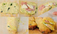 Cannoli di zucchine e patate ripieni sofficissimi