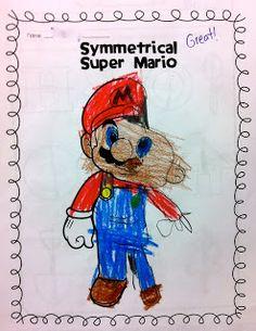 Super Mario Themed Scrabble Math {Free Printable} | Math ...