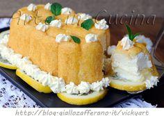 Semifreddo al limone con pavesini, dolce veloce, senza cottura, facile, dessert al limone, crema senza cottura, dolce fresco, dopo pranzo, cena, crema veloce