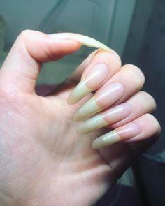 Long Natural Nails, Long Nails, Beautiful Hands, Nail Art, Nature, Natural Nails, Gel Nails, Style, Ongles