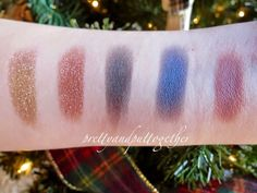 PRETTY & PUT TOGETHER: COMING SOON Anastasia Beverly Hills Single Eyeshadow Swatches Metal, Pink Champagne, Mermaid, Dragonfly, Dusty Rose #anastasiabeverlyhills #ABH #blog #prettyandpt