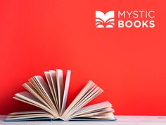 Mystic Books Logo. by Aditya Chhatrala #Design Popular #Dribbble #shots
