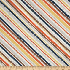 Riley Blake Super Star Stripe Multi