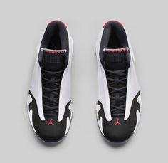 """Air Jordan XIV """"Black Toe"""" BEEN kinleygodfreybeen19july1988"""
