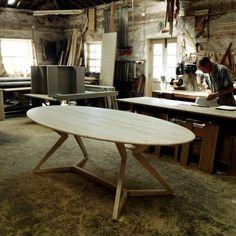 LisbOa table MO-OW design