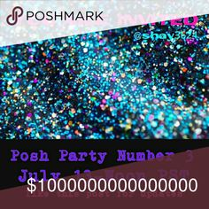 Updated-Best in Retail Posh Party! You're Invited! Still looking for HP'S as of 7/13 Tag up to 3 items now!! ➡ Like  Post  This is my 3rd Posh Party and I'm so excited!  Posh Party Theme will be BEST IN RETAIL. I'm looking fwd. at checking out closets with retail items that are posh compliant.  Please LIKE this post for updates & start tagging awesome retail items from your favorite closets.  Also, check out my BOGO Sale while you are here in my closet. Buy One Get One Free on all items…