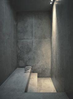 Modern C House In Vicenza, Vittorio Longheu - Poetiskt tvagningsrum Best Bathroom Designs, Bathroom Interior Design, Bathroom Ideas, Dream Bathrooms, Amazing Bathrooms, White Bathrooms, Luxury Bathrooms, Master Bathrooms, Minimalist Bathroom