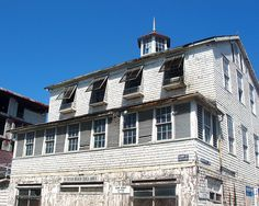 Christian Mission Church Building – Guyana