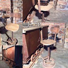 Mobiliario industrial a medida