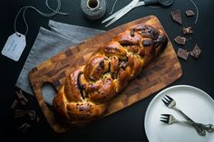 Chocolate Challah by Inbal Rubin - Photo 201174325 / 500px