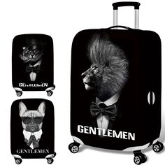 Single Taken Who Cares Im Awesome Pu Leather Double Sides Print Round Luggage Tag Mutilple Packs 1pcs,2pcs,4pcs