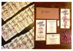 ANDY & LUCYs WEDDING INVITE-SNASH