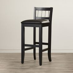 "costco-Latitude Run 30"" Bar Stool with Cushion & Reviews 
