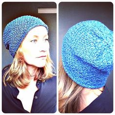 Check out my beanie knit! Made with bamboo and cotton eco yarns from Yarn Yarn. The free pattern can be found at www. YarnYarn.co.uk. Check out Julie's stunning range of eco friendly wool and be inspired! I know I was  #hat #blue #knitting #free #pattern #knitpurl #interchangeable @knitproeu #bamboo #cotton #yarn #yarnporn #model @yarnyarn #ecofriendly #ecoyarn #knit #eco