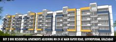 Panchsheel Primrose low rise is the latest residential project of Panchsheel Group. Panchsheel Primrose Hapur is offering 3 bhk flats with lots of lavishing features and amenities.