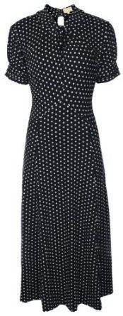 Lindy Bop 'Amie' Classy Polka Dot Vintage Pinup Flared Retro Tea Dress (L, Black) Vintage Fashion 1950s, Vintage Dresses 50s, Vestidos Vintage, Retro Dress, Vintage Style Outfits, Vintage Geïnspireerde, Retro Fashion, Pin Up Dresses, 50s Dresses