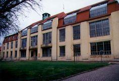 Weimar Bauhaus School of Architecture - Bauhaus