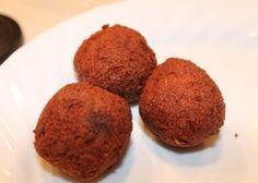 Healthy Gluten free, Vegan Falafel Recipe | GF & DF Living