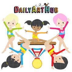 Gymnastic Girls
