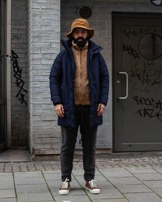 """Meadow of Malmö op Instagram: """"Can't get any hotter than this. Fleece trousers, fleece jacket and down and gore-tex jacket 🔥 - #norseprojects #orslow #novesta…"""""""