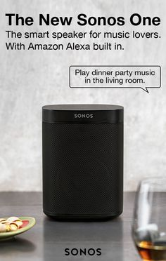 Play songs, check news and traffic, manage smart devices and enjoy all those other helpful skills Amazon Alexa has to offer using a single Sonos speaker. Learn more about the new Sonos One today.