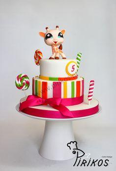 Littlest pet shop Cake  by: https://www.facebook.com/Pirikos