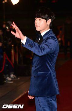 Im Siwan | 2014 MBC Drama Awards