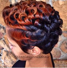 One of my faves if I grow my hair back out ill do this