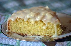 Lemon Almond Olive Oil Cake