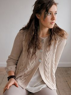 Kim Hargreaves Misty | Rowan English Yarns Online Store  I do love Kim Hargreaves.  I feel like she taught me to knit.